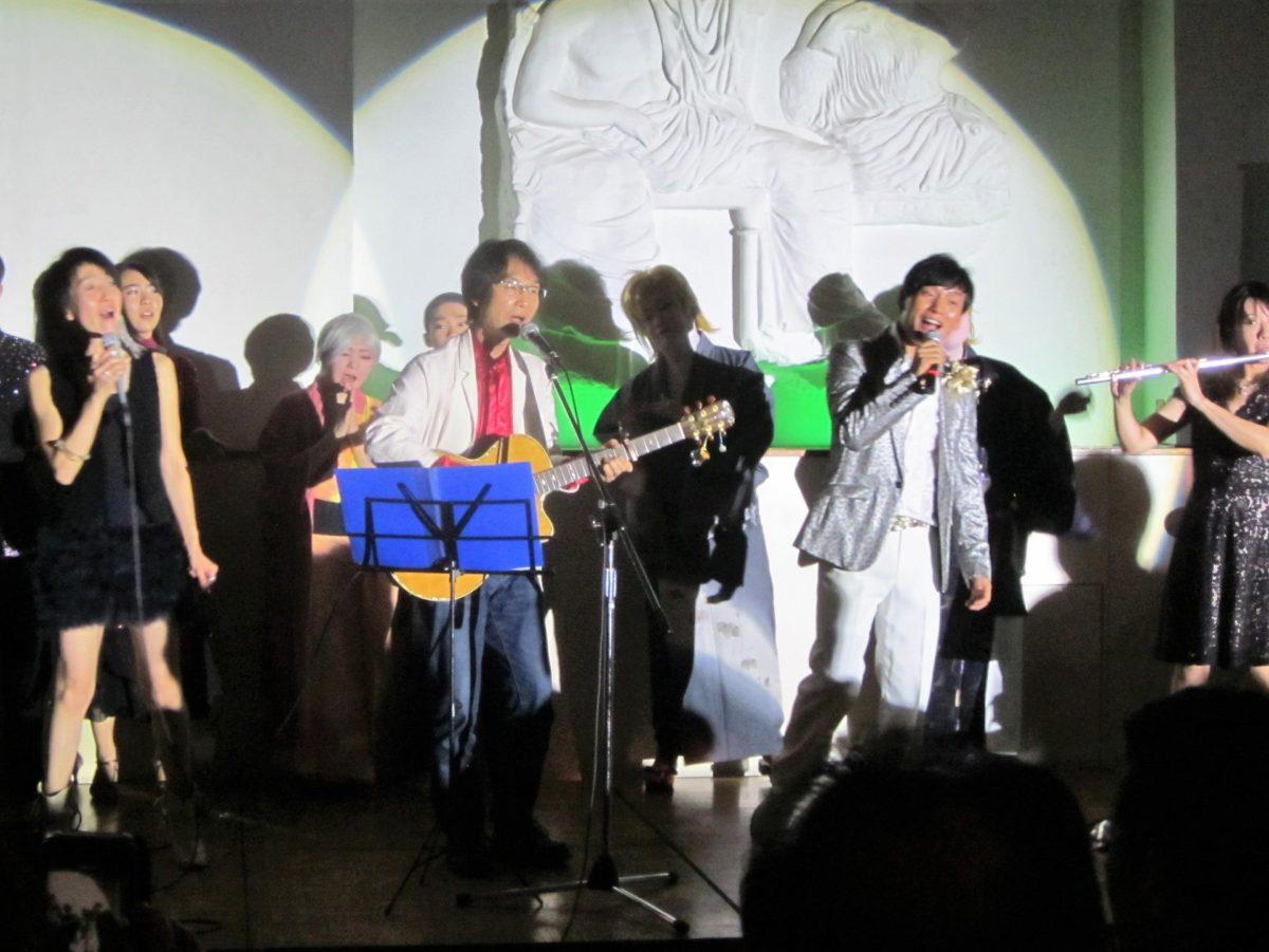 長野松本マルシェ&チャリティコンサート