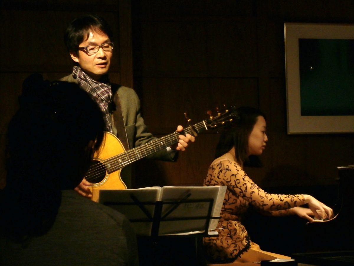 川添 由梨香さんのピアノコンサート
