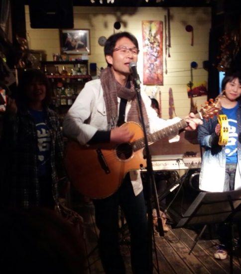 雪化粧Spring Live@ラ・ペーニャ