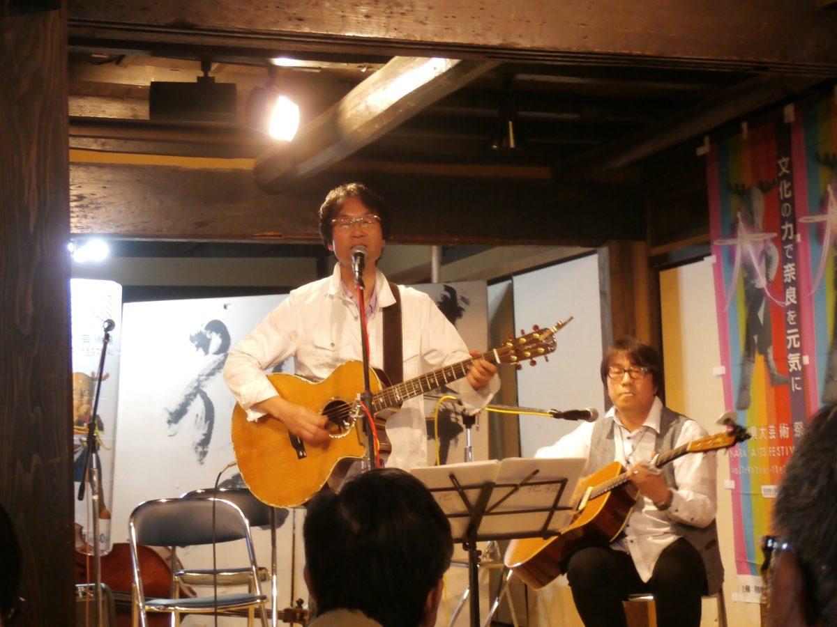 奈良町「たまゆら音楽祭」