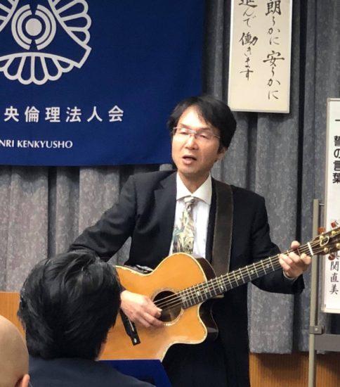 松本中央倫理法人会モーニングセミナーにて